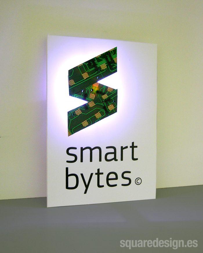 Placa-luminosa-LED