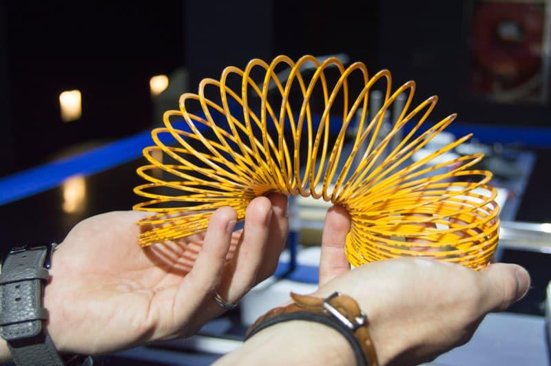 Muelle-Slinky