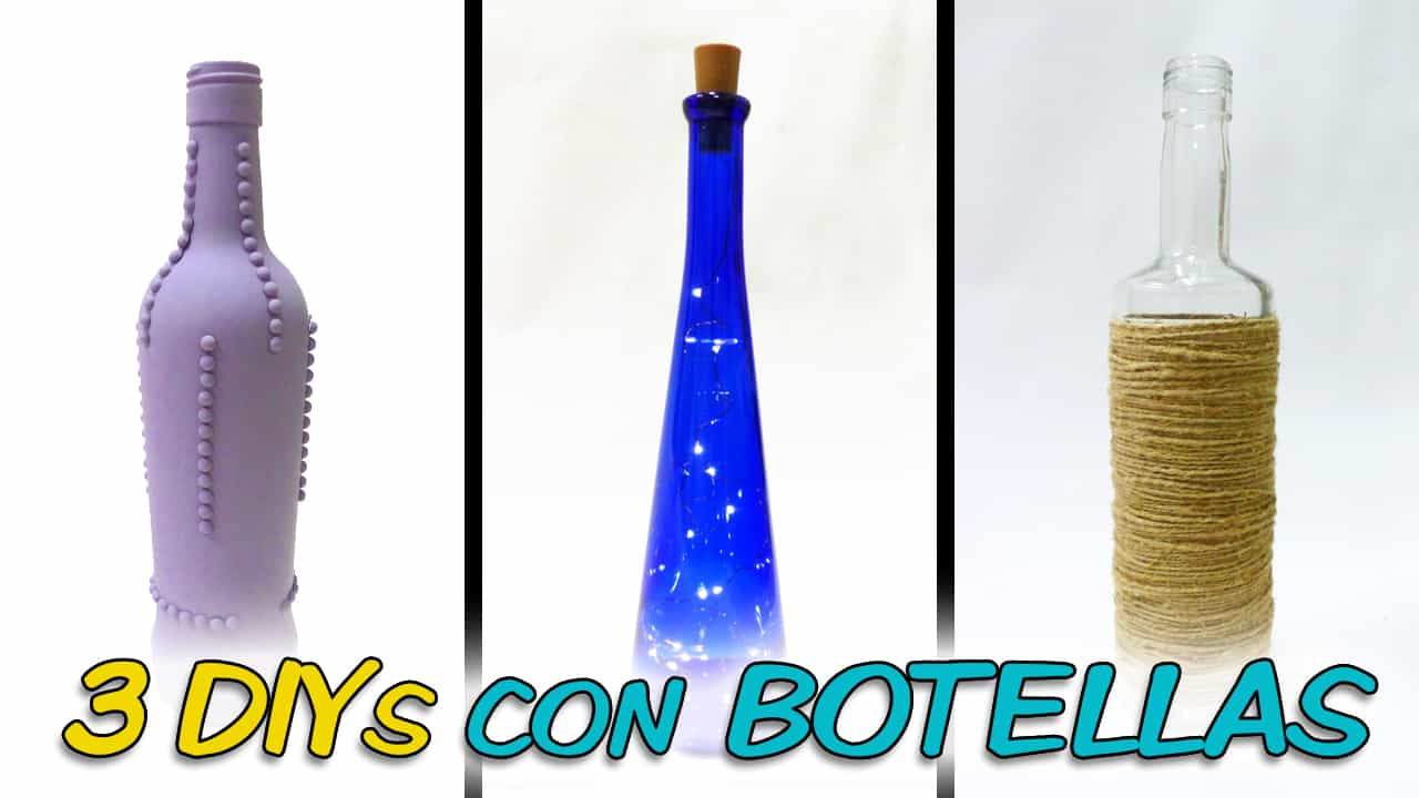 Decoracion-con-botellas