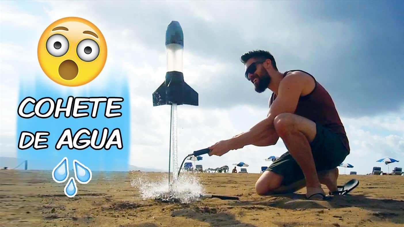 Cohete-de-agua