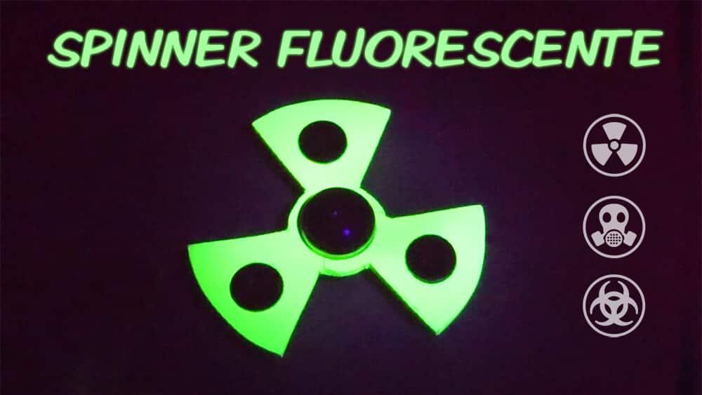 Spinner-fluorescente