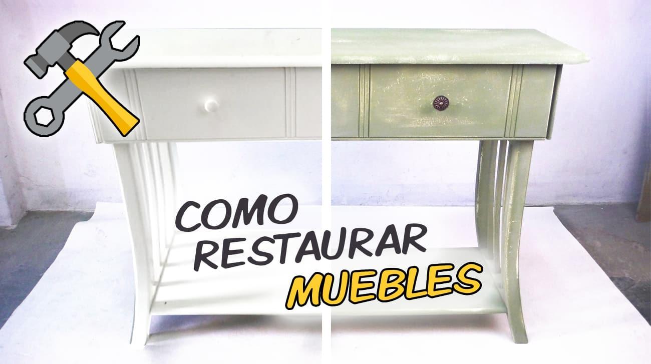 restaurar-muebles