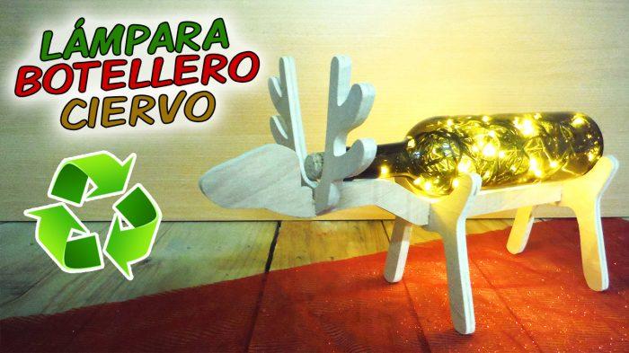 Lampara-ciervo