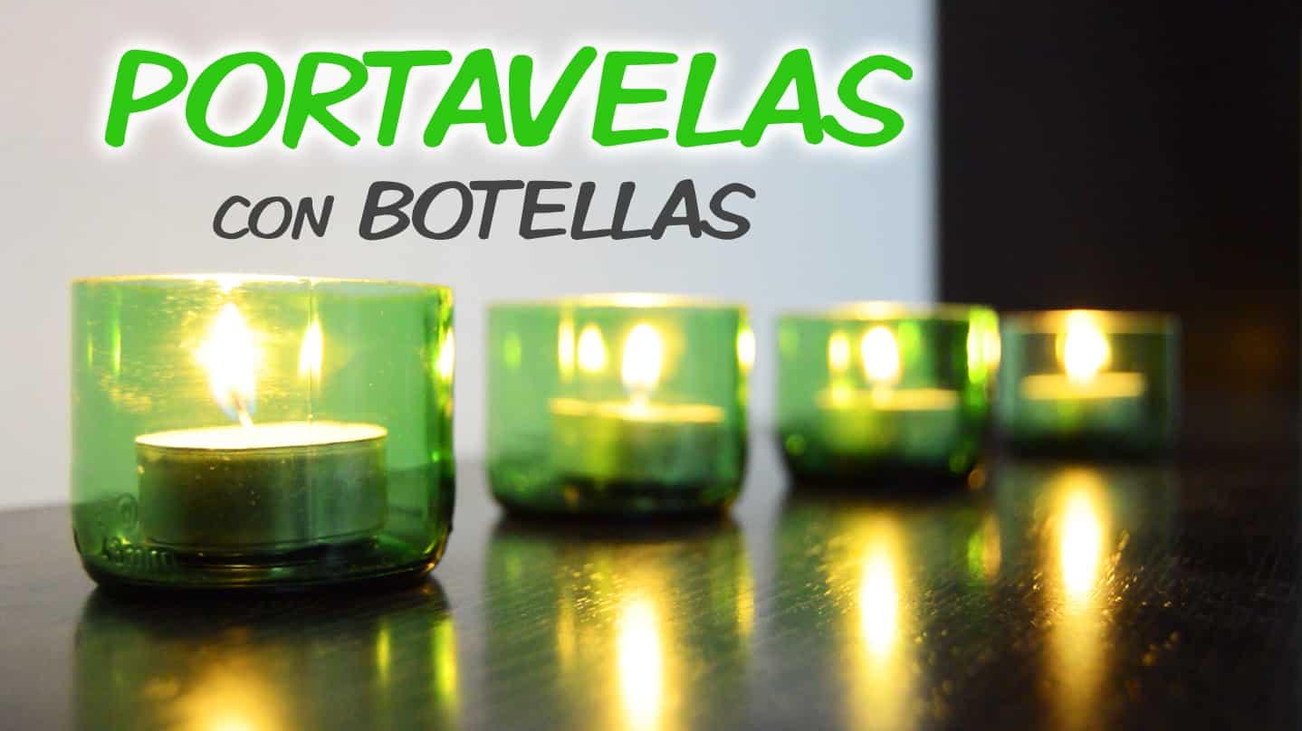 portavelas-con-botellas-de-cristal