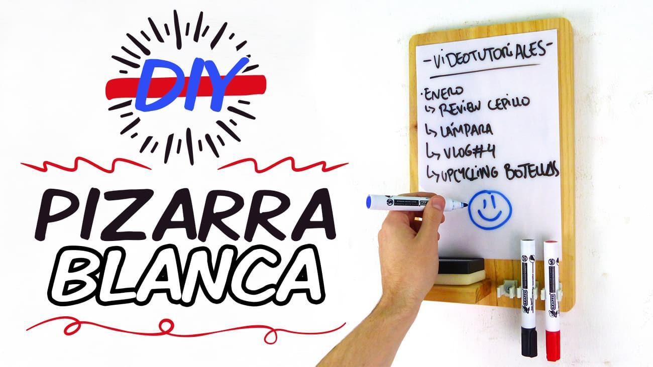 Pizarra-Blanca-Rotuladores