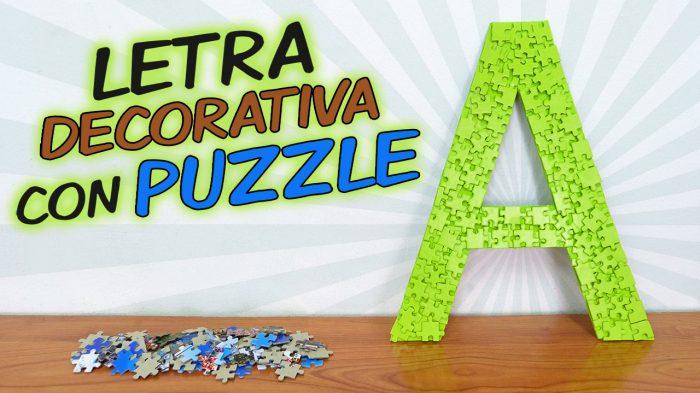 Letra-Puzzle
