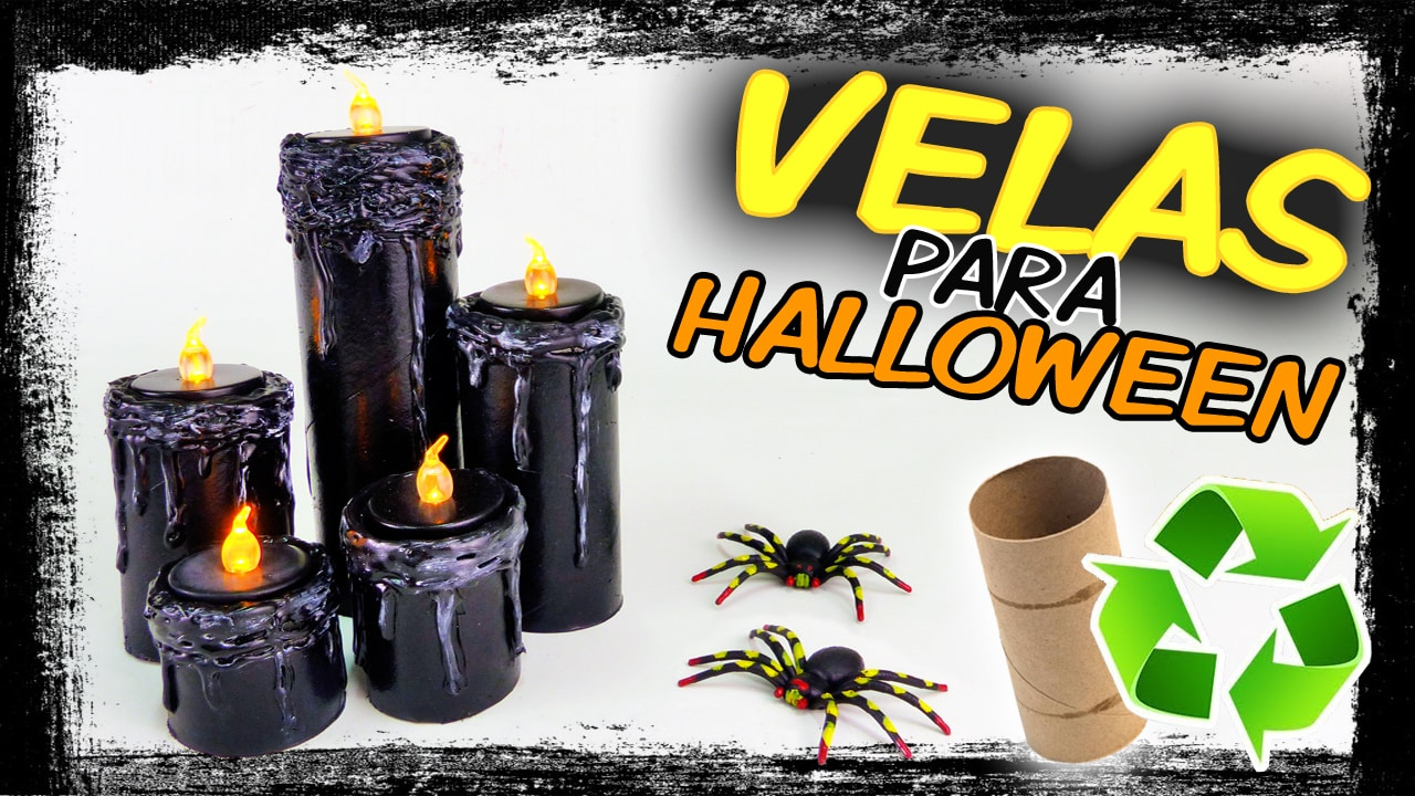 Velas-Halloween