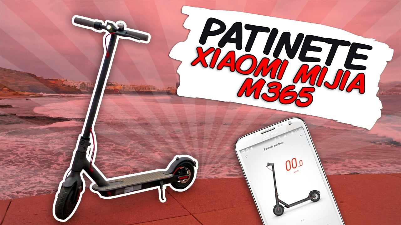 Patinete-xiaomi