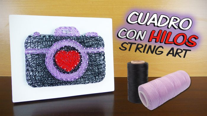 Cuadro-String-art