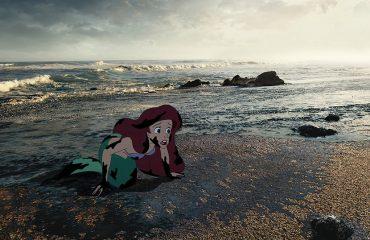 Ariel-Disney-petróleo