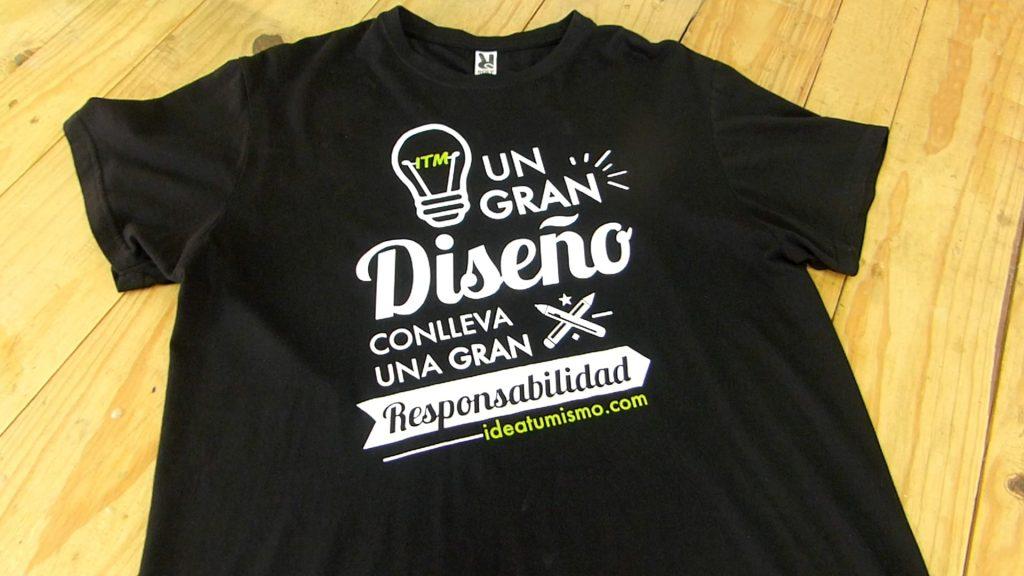 Camiseta-publicidad